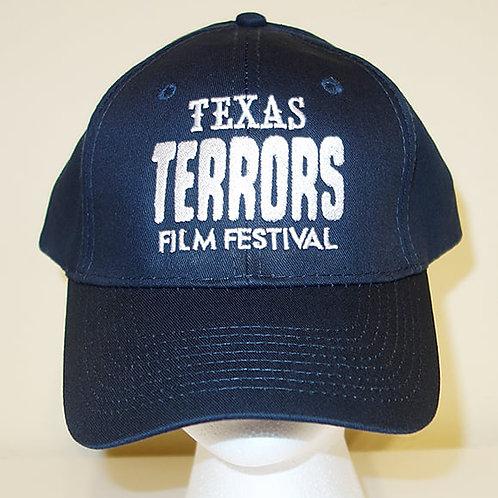TEXAS TERRORS FILM FESTIVAL CAP