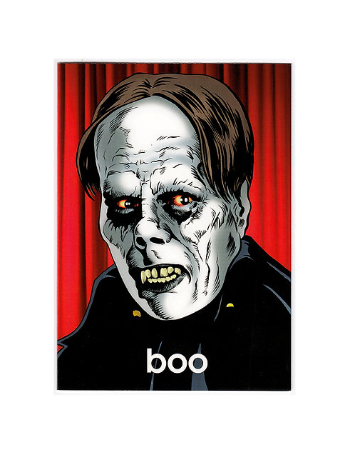 HALLOWEEN CARDS - PHANTOM OF THE OPERA