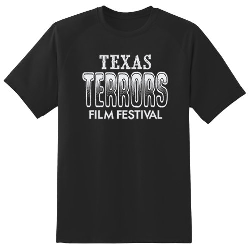 TEXAS TERRORS FILM FESTIVAL T-SHIRT