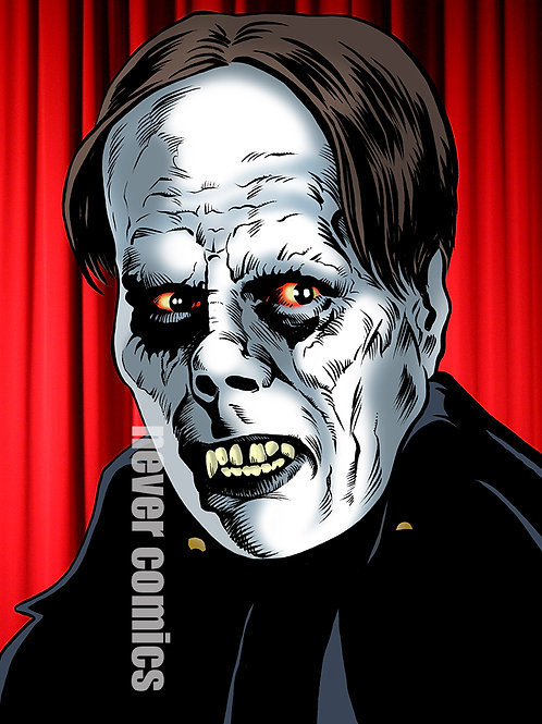 CLASSIC HORROR PRINTS - PHANTOM