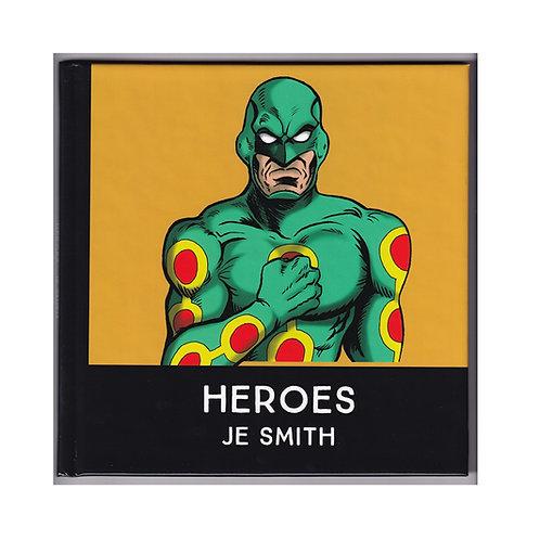 HEROES  (20-PAGE HARDBACK BOOK)