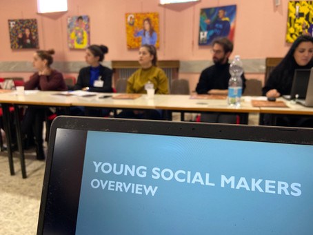 Promoting the makersculture in the project Young Social Makers