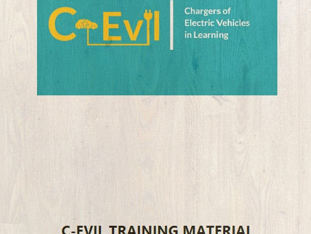 The developed C-Evil training materials  now available on our website