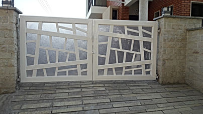 grill gate designs by tohid fabricators.
