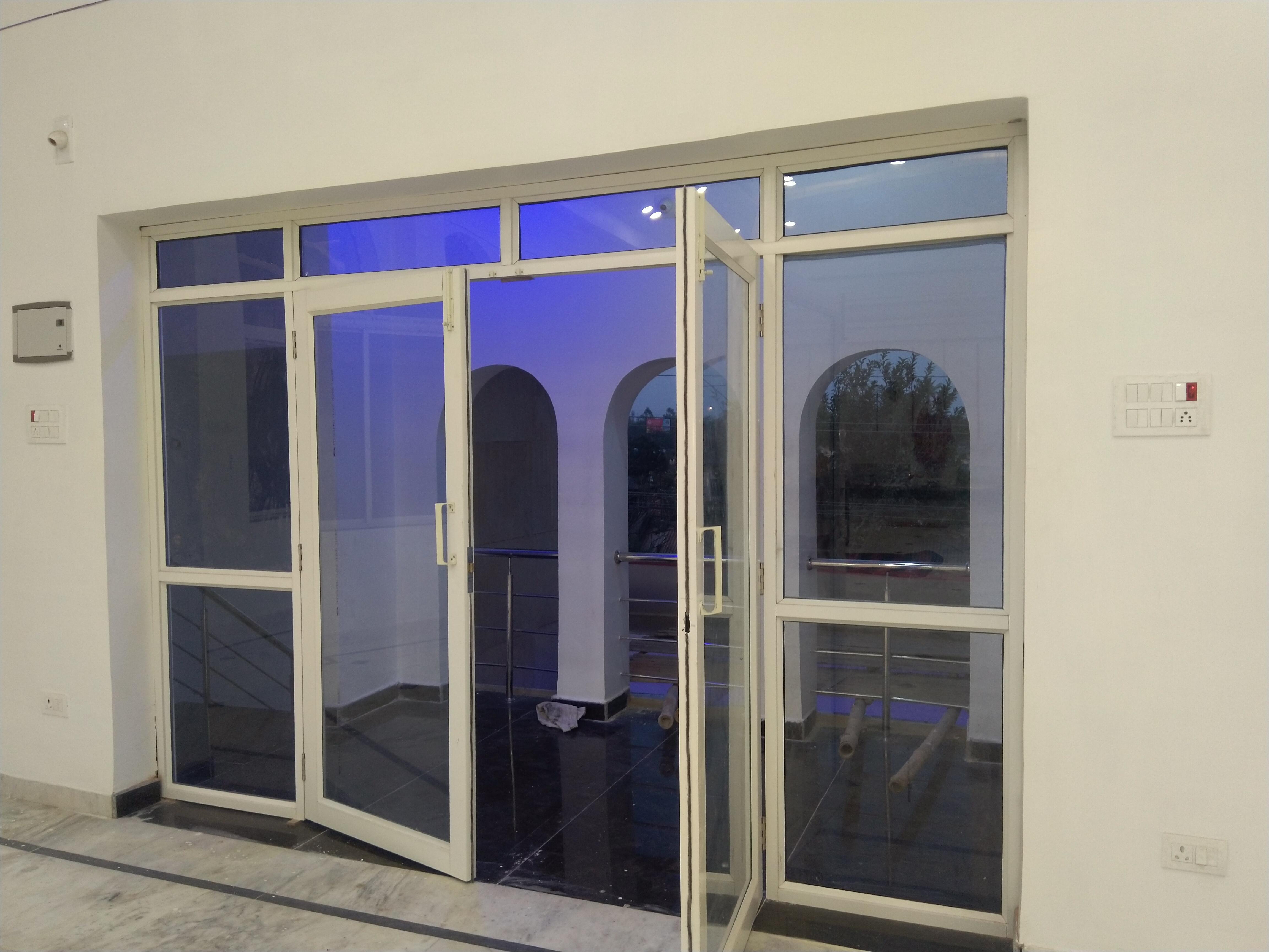 modern aluminium window door frame desig