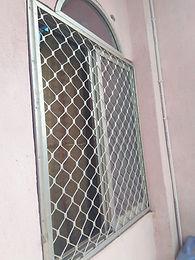 4×3 Aluminium window grill