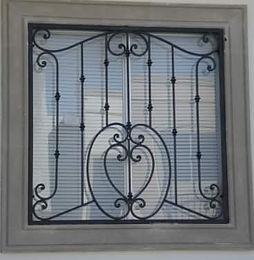 3×2½ window grill jali