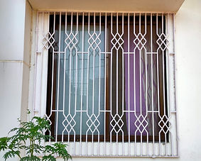 window grill for iron