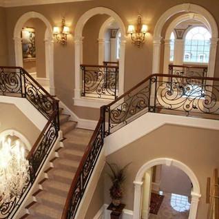 आंतरिक सीढ़ियों-railings.jpg