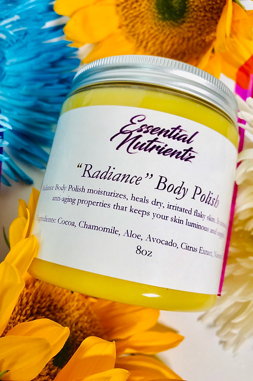 """Radiance"" Body Polish (8oz)"