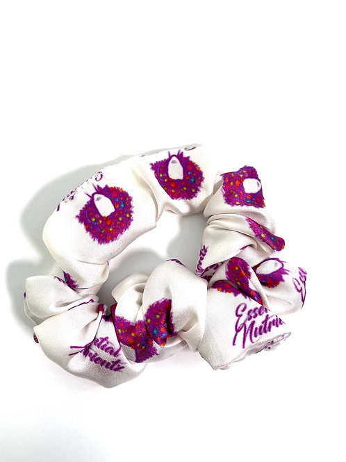 Essential Nutrientz Luxury Silk Hair Tie Scrunchies