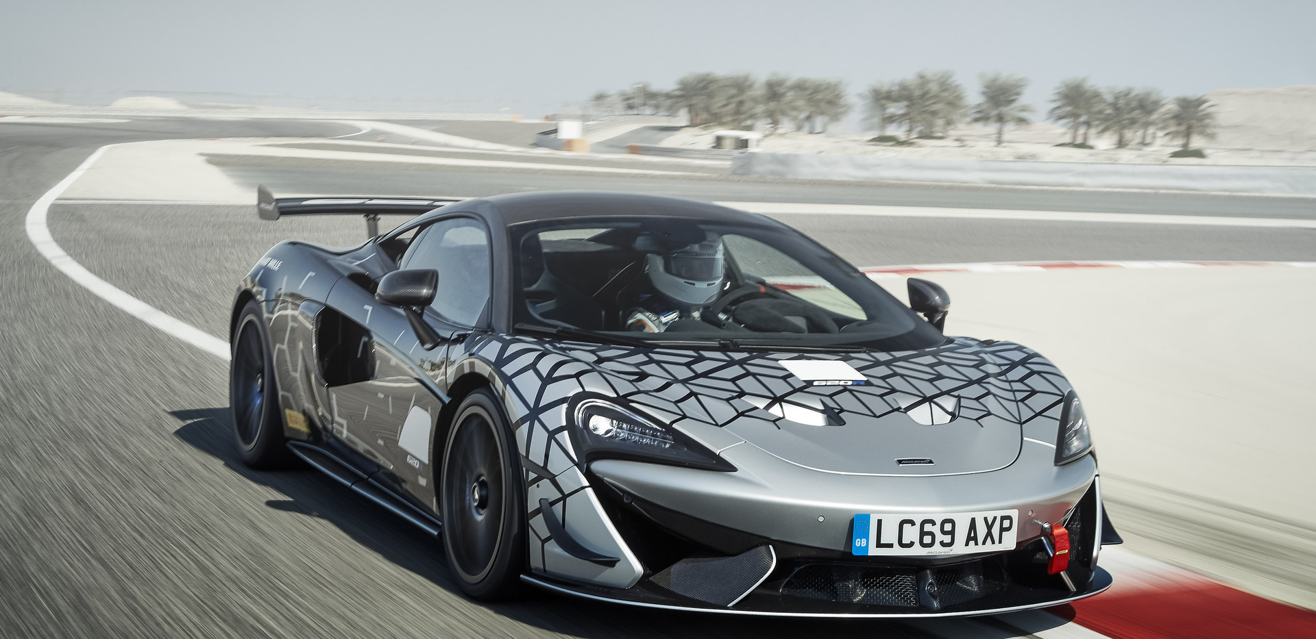 McLaren 620 R