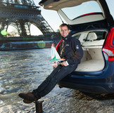 Franck Cammas & Volvo V60 (2010)
