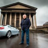 Georges Blanc & BMW Gran Coupé (2013)