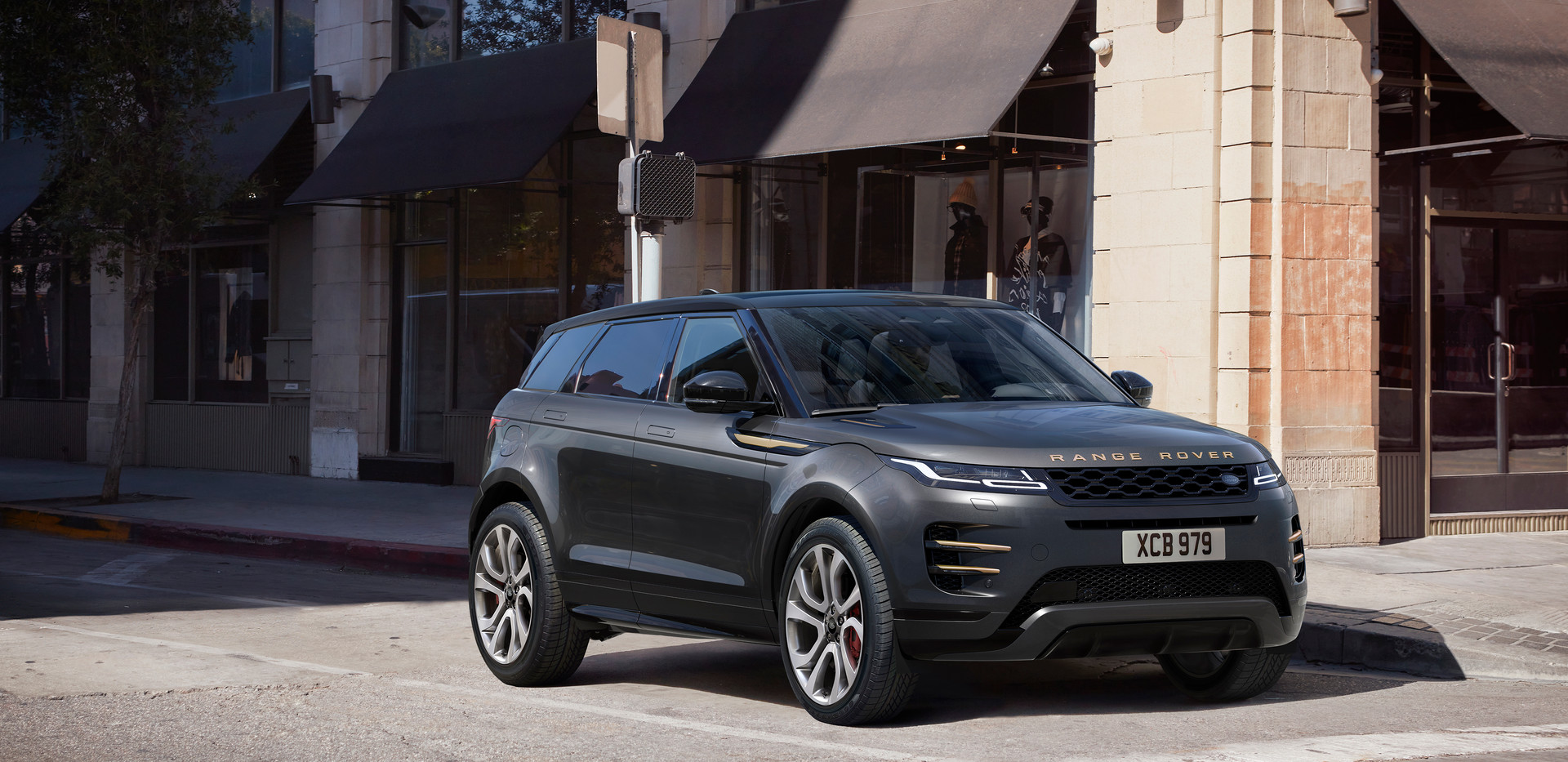 Range Rover Evoque FF