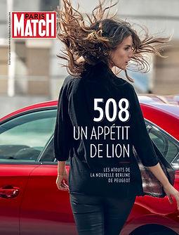 LR66 création de suppléments éditoriaux Peugeot