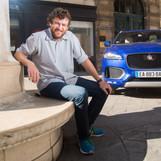 Olivier de Benoist & Jaguar F-Pace (2016)
