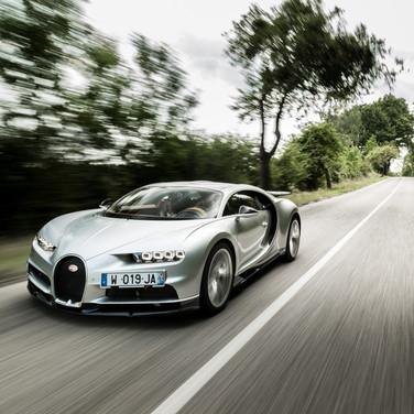 Bugatti Chiron (2017)