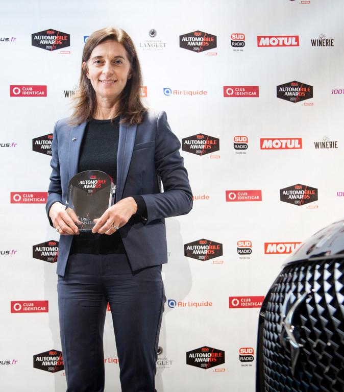 Béatrice Foucher (DG DS Automobiles)