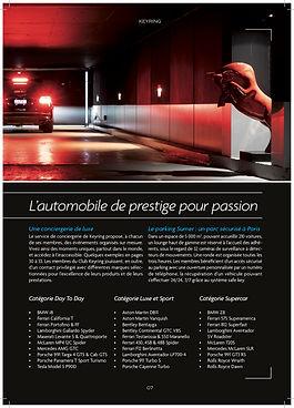 LR66 Création de magazine