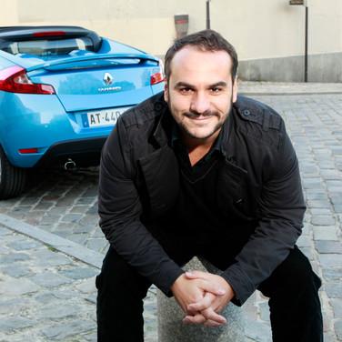 François-Xavier Demaison & Renault Wind (2010)