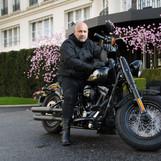 Frédéric Anton & Harley Davidson (2016)