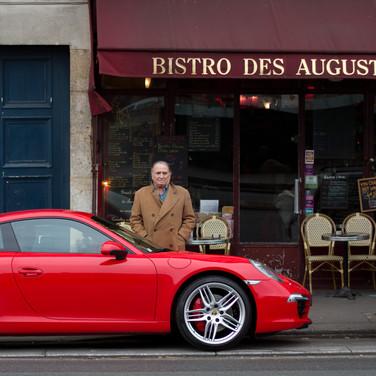 Claude Brasseur & Porsche 911 (2011)