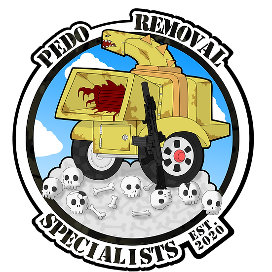 Pedo Removal Specialist PVC patch