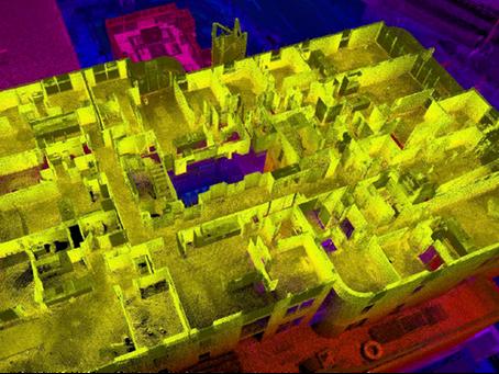 3D-Vermessung mit Drohnen: Photogrammetrie versus LiDAR (3D-Laserscanning)