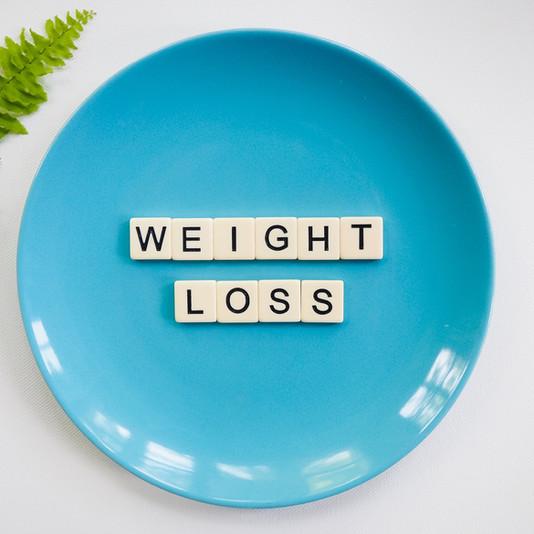 Recept för viktminskning