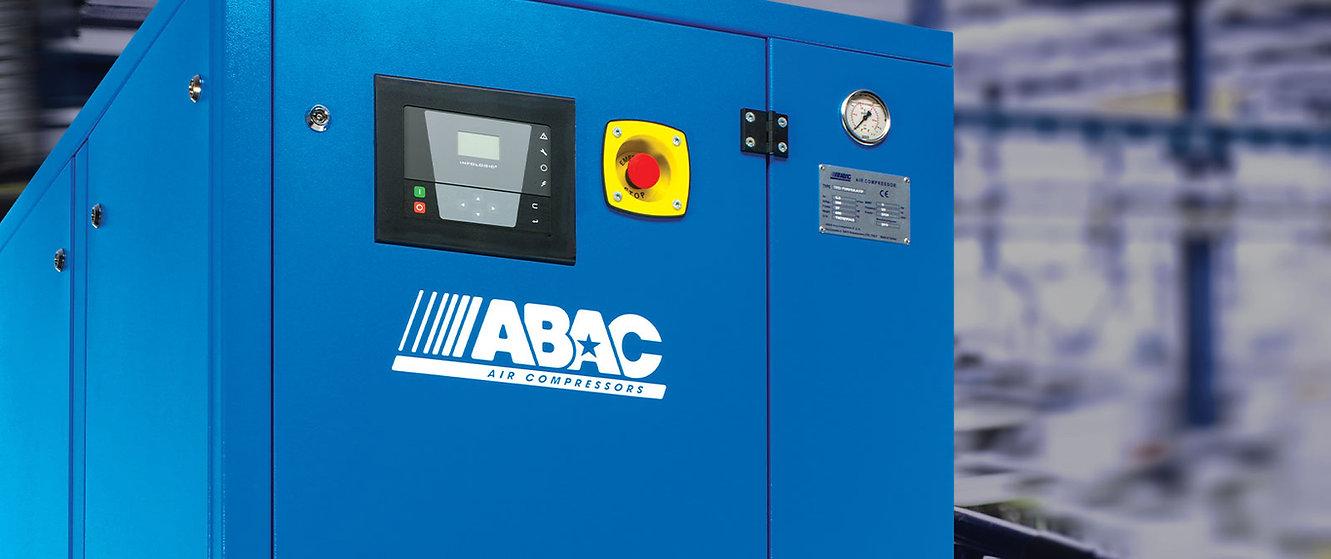 ABAC Screw compressors