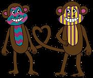 Marvelous Monkeys Logo