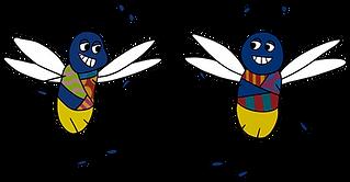 Fireflies Mascot