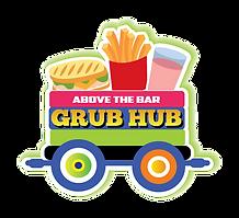 Above the Bar Grub Hub Logo
