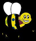 Baby Buzzing Bees Mascot