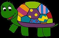 Tiny Toddler Turtles Mascot