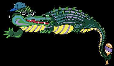 Gators Mascot