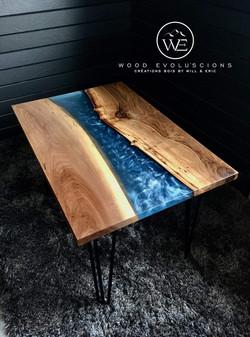 Table basse NOYER MASSIF