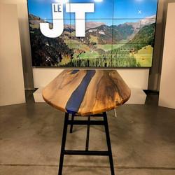 Projet pour la chaine TV8 Mont Blanc