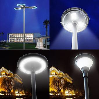 Plaza Tipi Solar Aydınlatma Ürünleri