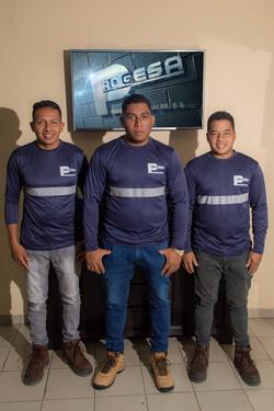 EQUIPO DE PROYECTOS ELECTROMECÁNICOS