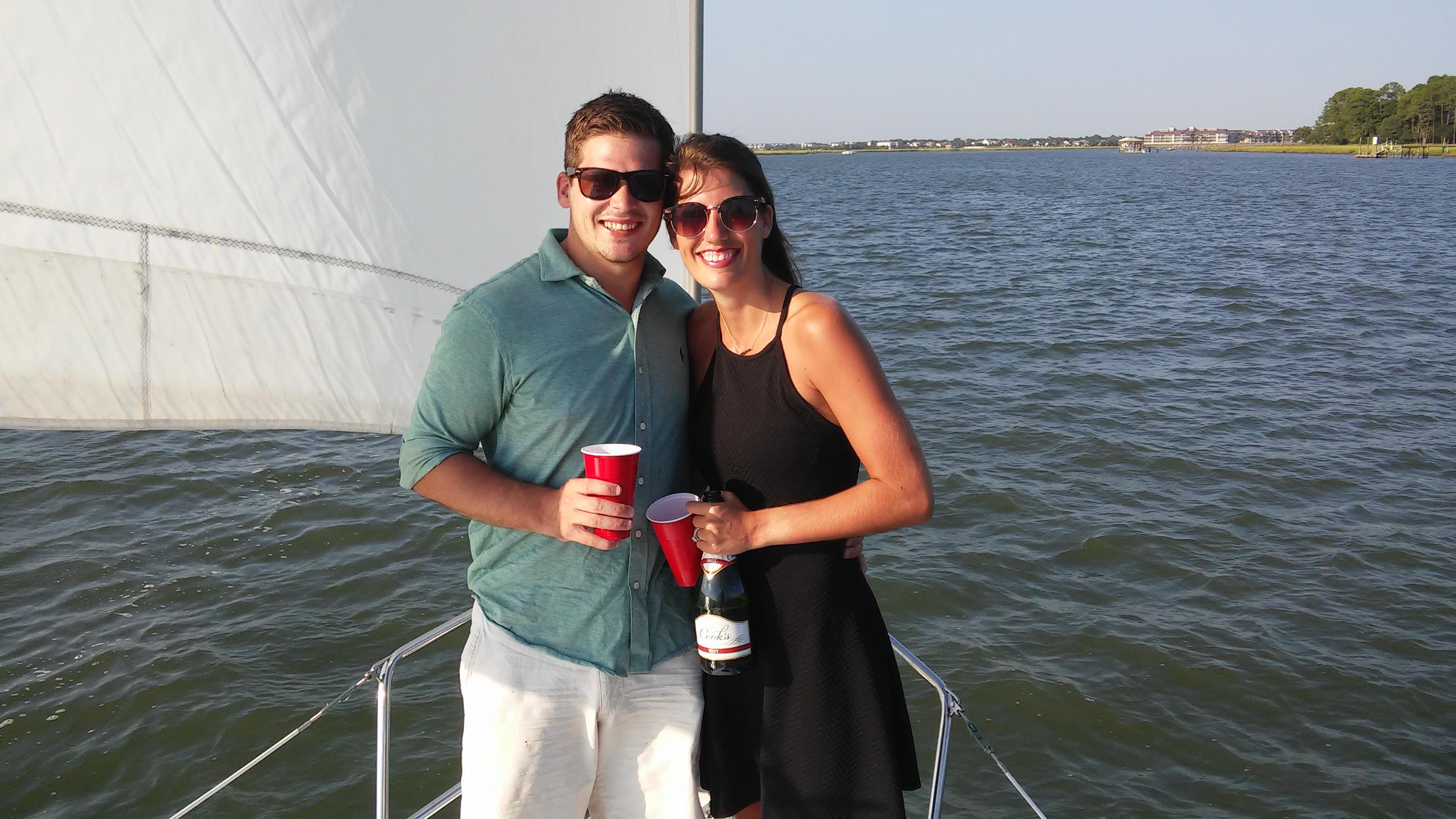 Zack and Sara Martin1