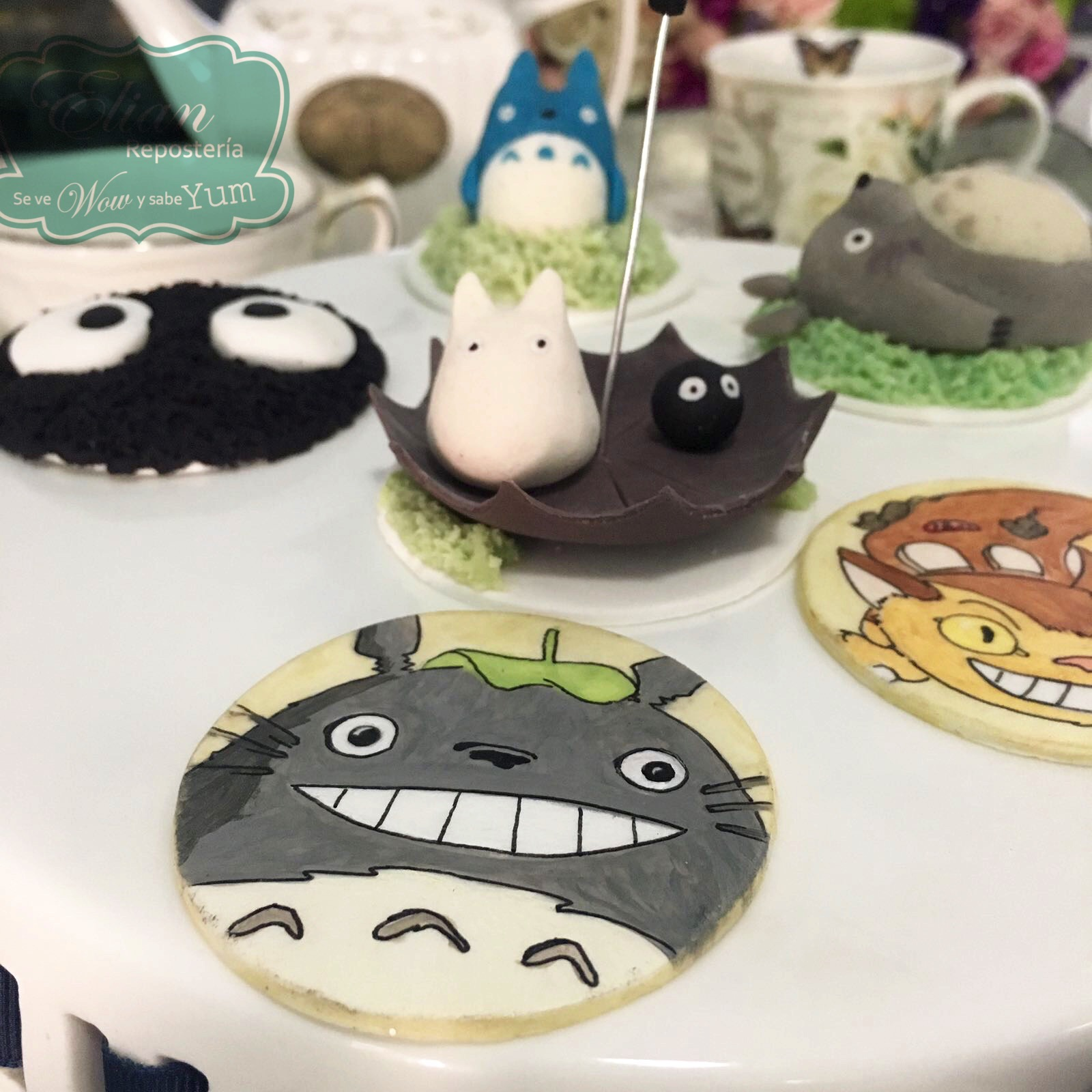 Totoro mexico
