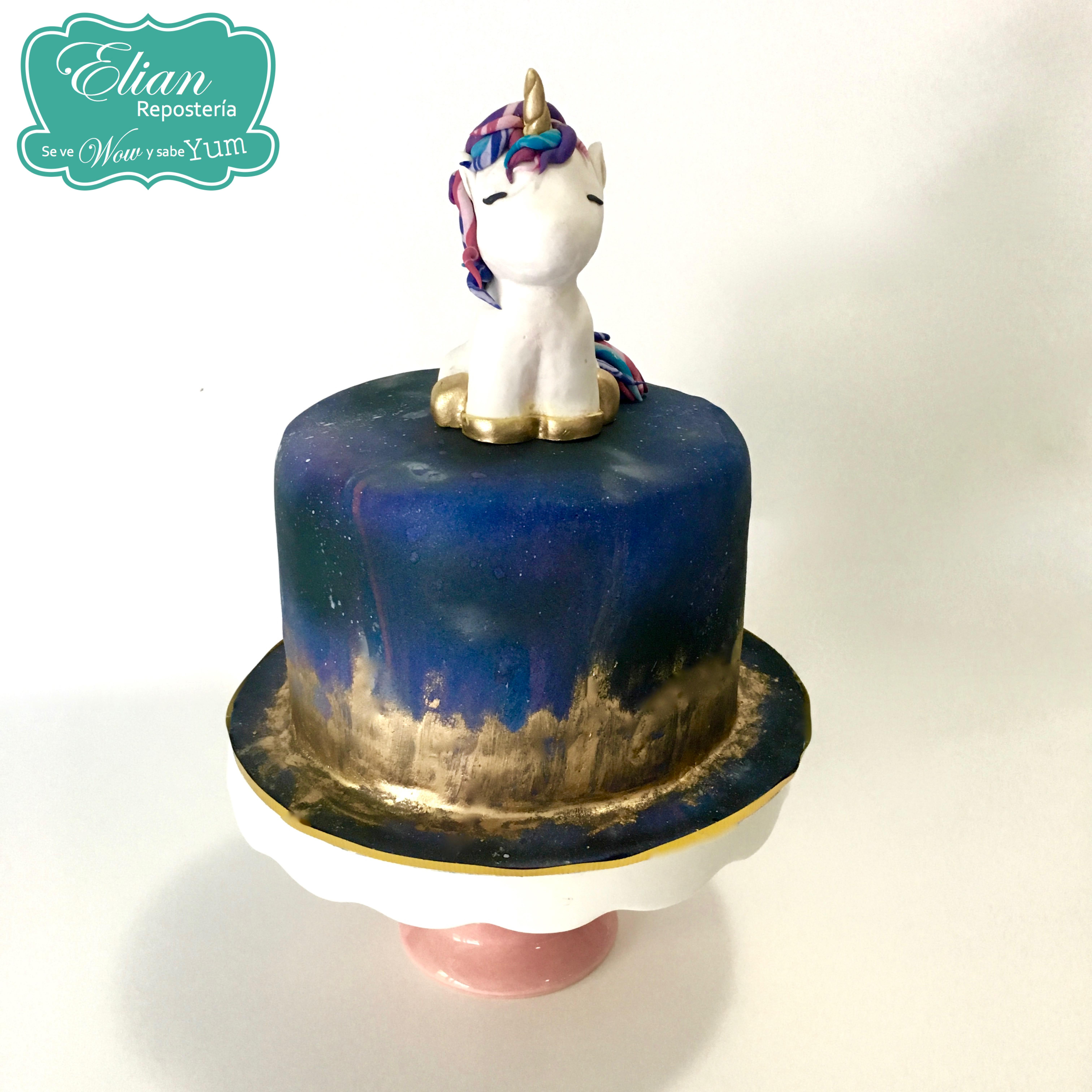 Pastel Unicornio Mexico