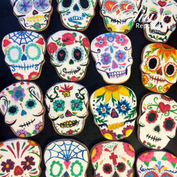 Galletas día de Muertos