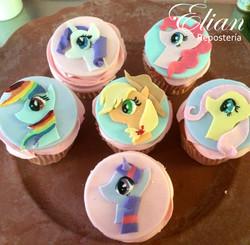 Cupcakes Little Pony mexico