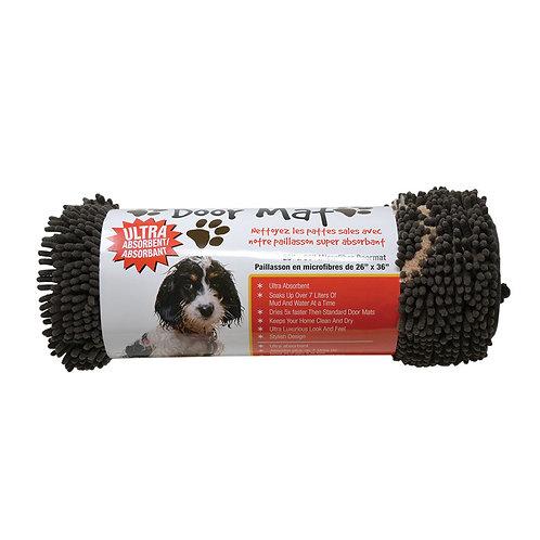 Dirty Paws - Door Mat - Taupe 36x26
