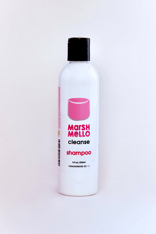 Marshmello The Shampoo! CLEANSE. 8oz. Concentrated 32:1