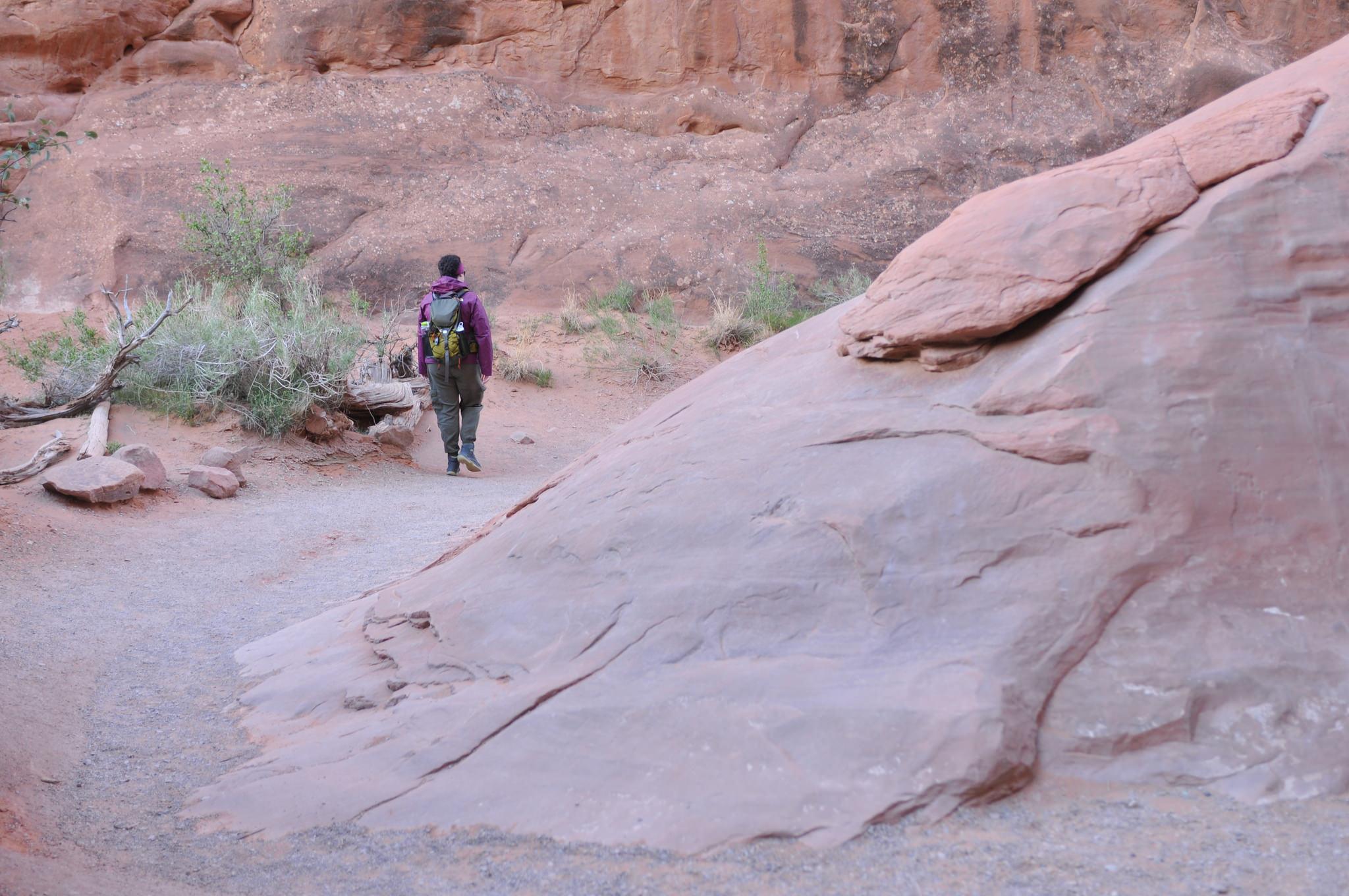 Pilgrimage through Utah's NP