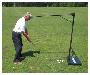 Keep a Steady Head Golf Swing